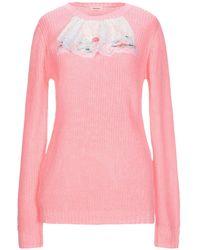 Manoush Jumper - Pink