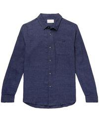 Derek Rose Camisa - Azul