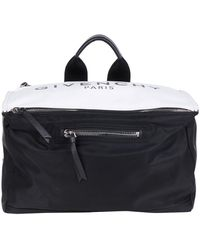 Givenchy Travel Duffel Bag - White