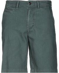Armani Jeans Bermuda - Green