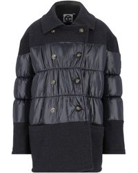 Telfar Down Jacket - Grey