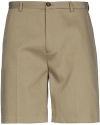 Séfr Bermuda Shorts - Green