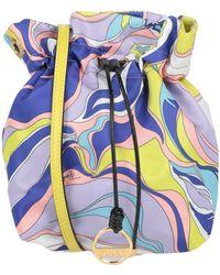 Emilio Pucci Cross-body Bag - Multicolor