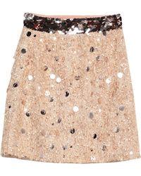 Kocca Midi Skirt - Natural