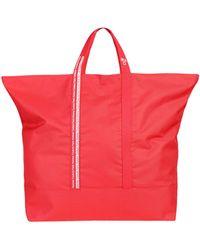 Daniele Alessandrini Homme Travel Duffel Bag - Red