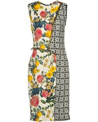 Fausto Puglisi - Knee-length Dress - Lyst