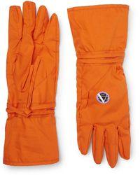 Raf Simons Handschuhe - Orange