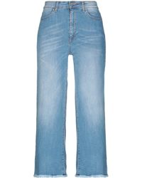 ..,merci Denim Pants - Blue