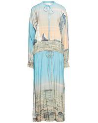 Ambush Long Dress - Blue