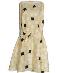 Roberto Musso - Knee-length Dress - Lyst