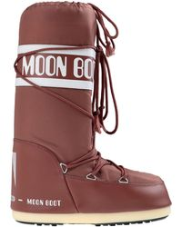 Moon Boot Boots - Brown