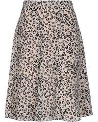 Altuzarra 3/4 Length Skirt - Natural
