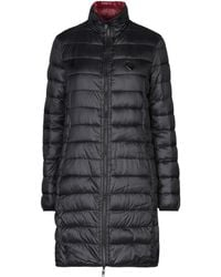 Love Moschino Synthetic Down Jacket - Black