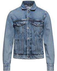 Pepe Jeans Capospalla jeans - Blu