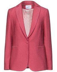 Soallure Suit Jacket - Pink