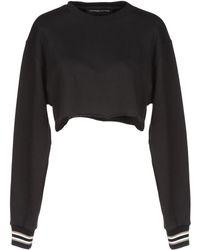 Alexandre Vauthier Sweatshirt - Black