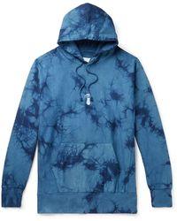 STORY mfg. Sweat-shirt - Bleu