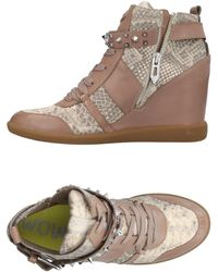 Sam Edelman High-tops & Trainers - Grey