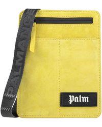 Palm Angels Cross-body Bag - Yellow