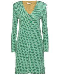 Siyu Short Dress - Natural