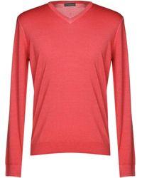 Drumohr Pullover - Pink