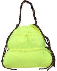 Dries Van Noten Handbag - Yellow