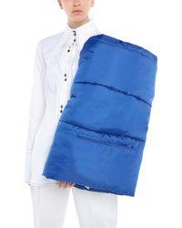 Maison Margiela Sleeves - Blue