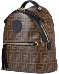 Fendi Backpacks & Bum Bags - Brown