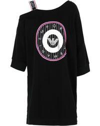 Emporio Armani Nightgown - Black