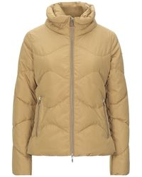 Geox Synthetic Down Jacket - Natural