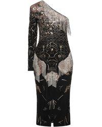 Zuhair Murad - 3/4 Length Dress - Lyst