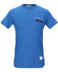 MKI Miyuki-Zoku T-shirt - Blue