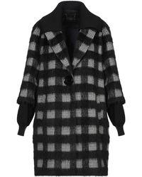Maria Grazia Severi Coat - Black