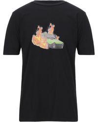 Paura T-shirts - Schwarz