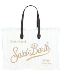 Mc2 Saint Barth Handbag - White