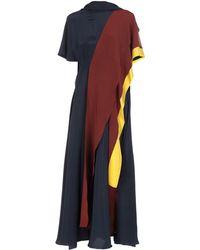 ROKSANDA Vestido largo - Azul