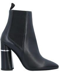 3.1 Phillip Lim Ankle Boots - Black