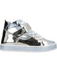 Liu Jo High-tops & Sneakers - Metallic