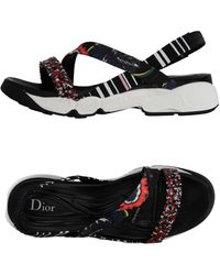 Dior Sandales - Noir