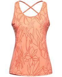O'neill Sportswear Canotta - Arancione