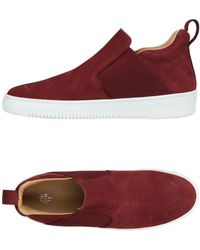 Eleventy - High-tops & Sneakers - Lyst