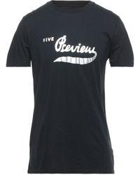 5preview Camiseta - Negro