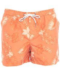Jack & Jones Swimming Trunks - Orange