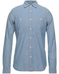 Denim & Supply Ralph Lauren Hemd - Blau