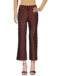 Sister Jane Casual Trouser - Red