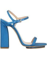 Delpozo Sandals - Blue