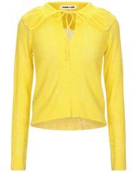 McQ Sweater - Yellow