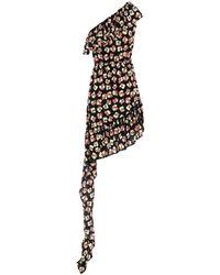 ROKH Short Dress - Black