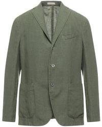 Boglioli Suit Jacket - Green
