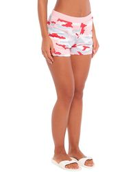 Moschino Beach Shorts And Pants - Pink